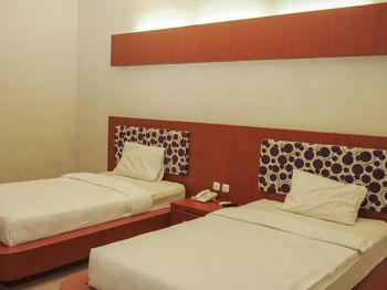 Hotel Grand Darussalam Syariah Medan - Suite Twin Regular Plan