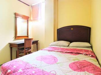 King Stone Hotel South Tangerang - Standard Room Basic Deal 40%