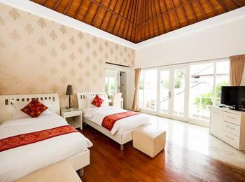 Bugan Villas Bali - 3 Bedroom Pool Villa LUXURY - Pegipegi Promotion