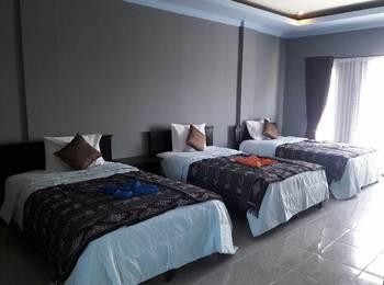 Ridho Malik Hotel Lombok - Standard Twin Regular Plan