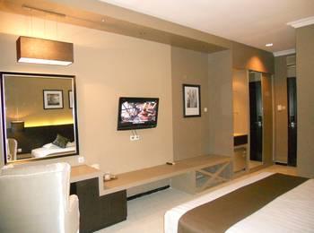 Hotel Panorama Jember - Kamar Executive Twin / King Regular Plan