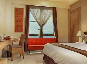Hotel On The Rock Kupang - Deluxe Room Only Regular Plan