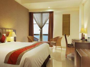 Hotel On The Rock Kupang - Deluxe Sea View Regular Plan