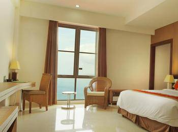 Hotel On The Rock Kupang - De Balcony Room Only Regular Plan