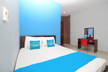 Airy Syariah Medan Sunggal Sei Kapuas 6 - Deluxe Large Double Room Only Special Promo 50