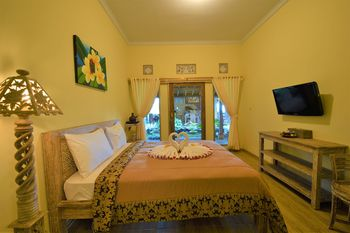 Uma Shanty by Madhava Bali - Standard Room with Air Conditioning Hot Deal
