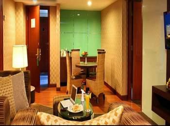 Hotel Pangeran Pekanbaru - Pangeran Suite Regular Plan
