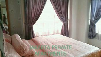 Jakarta Private Apartment at Paladian Park Jakarta - 2 Bedrooms Private Apartment  Regular Plan