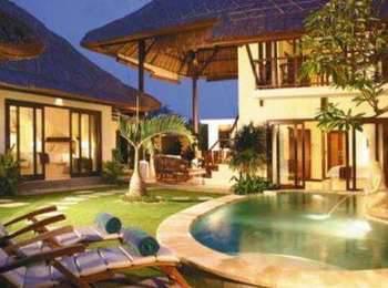 Athena Garden Villa Bali - Three Bedroom Villa Regular Plan