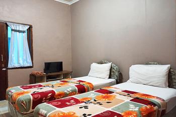 OYO 2657 Pelangi Residence Bandar Lampung - Standard Twin Room FLASH SALE