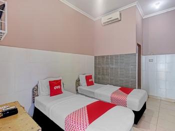 OYO 2657 Pelangi Residence Bandar Lampung - Standard Twin Room Great Sale