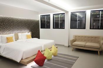 Qubika Boutique Hotel Tangerang - Suite Room Only  Jabodetabek Deals