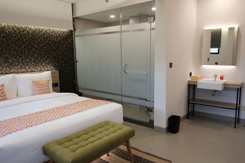 Qubika Boutique Hotel Tangerang - Deluxe Room Only Gajian