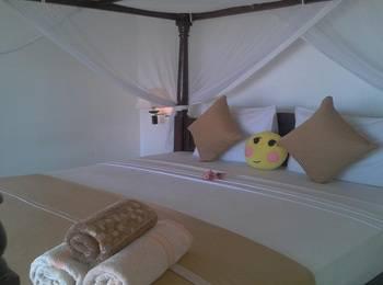 Sinar Bali II Bali - Standard Double Room with Fan Regular Plan