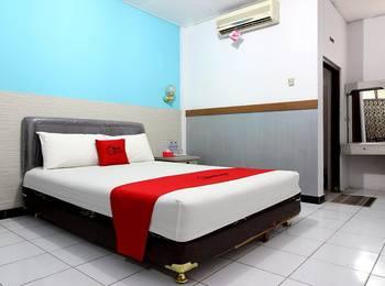 RedDoorz Plus Syariah near Lempuyangan Station 3 Yogyakarta - RedDoorz SALE 125K Regular Plan