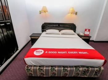NIDA Rooms Palembang Kapten Rivai