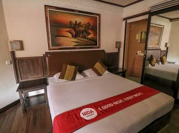 NIDA Rooms Bali Bakungsari Kemboja Bali - Double Room Double Occupancy Regular Plan