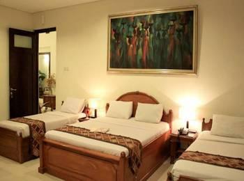 Hotel Riau Bandung - Family Room Regular Plan
