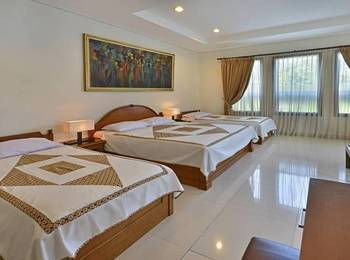 Hotel Riau Bandung - Family Room Only Regular Plan