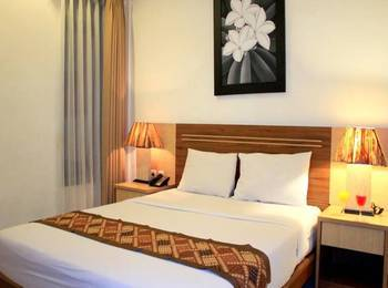 Hotel Riau Bandung - Deluxe Double Bed or Twin Bed Regular Plan
