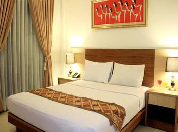 Hotel Riau Bandung - Deluxe Double Bed or Twin Bed Room Only Regular Plan