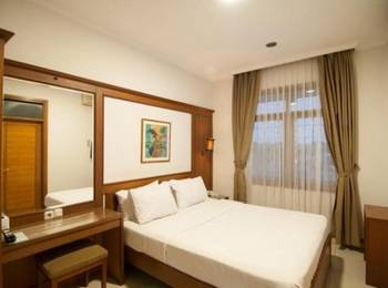 Corsica Hotel Bandung - Superior Double Bed Regular Plan