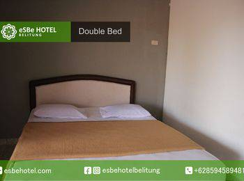 eSBe Hotel Belitung - Deluxe Room Only Regular Plan