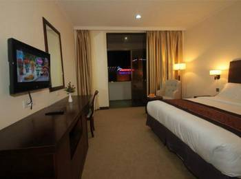 GGI Hotel Batam - Deluxe Room SAVE 45%