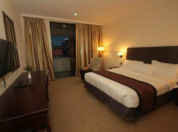 GGI Hotel Batam - Superior Double Room Regular Plan