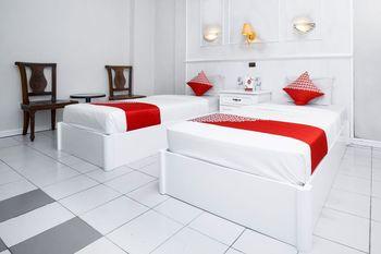 OYO 891 Hotel Gading Kencana Samarinda - Suite Twin Regular Plan