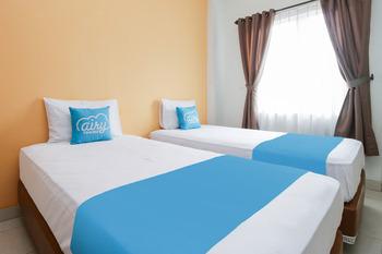 Airy Eco Kuningan Karet Pedurenan 40 Jakarta Jakarta - Standard Twin Room Only Special Promo June 42