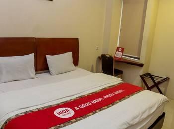 NIDA Rooms Pasir Kaliki BTU Bandung - Double Room Single Occupancy Special Promo
