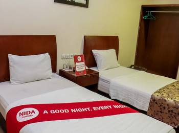 NIDA Rooms Pasir Kaliki BTU Bandung - Double Room Double Occupancy Special Promo