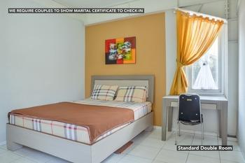 Comfortable Room Near UNINUS Bandung - Standard Double Room (No AC) Regular Plan