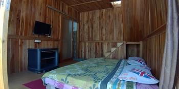ADK Papandayan Homestay Garut - ADK STANDAR BUNGALOW Regular Plan