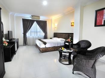 Gaja Hotel Pekanbaru - Executive Room with Breakfast Regular Plan