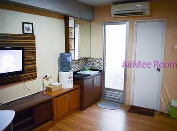 Apartment Kalibata City by AiiMee Room Jakarta - Studio Executive Regular Plan