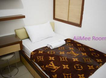 Apartment Kalibata City by AiiMee Room Jakarta - 2 Bedroom Suite (Pool & Gym) Regular Plan