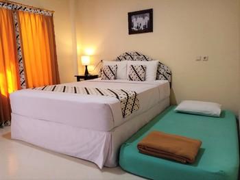 Hotel Diana Jogja Yogyakarta - Kamar untuk keluarga Regular Plan
