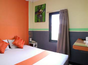 Hollywood Hotel Jakarta - Standard Room Only Regular Plan