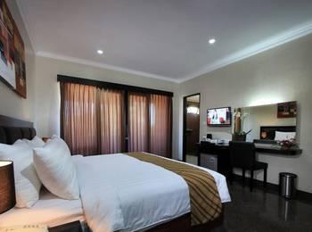 The Taman Ayu Hotel Seminyak - Deluxe Wing Room Only Regular Plan
