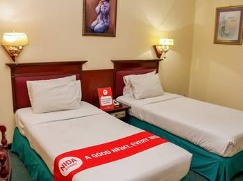 NIDA Rooms Bandung Square Pearl Batununggal - Double Room Double Occupancy NIDA Fantastic Promo