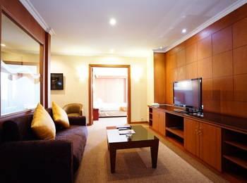 Golden Boutique Hotel Jakarta - Crystal Suite Regular Plan