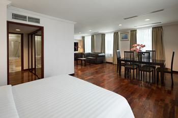 Golden Boutique Hotel Kemayoran Jakarta - Amethyst Suite PROMO GAJIAN