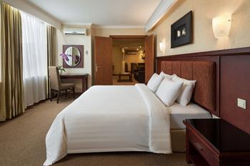 Golden Boutique Hotel Kemayoran Jakarta - Crystal Suite PROMO GAJIAN