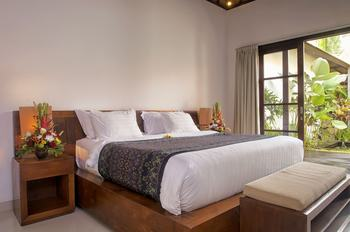 Bayad Ubud Bali Villa Bali - Deluxe One Bedroom with King Size Bed (Room Only) Last Minute Deal