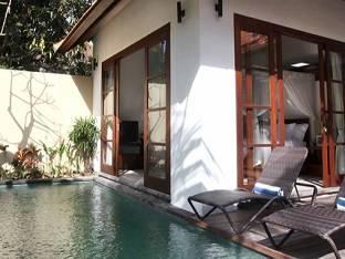 Bayad Ubud Bali Villa Bali - Deluxe Room One King Bed Room Only Obral Harga Kamar 45% OFF