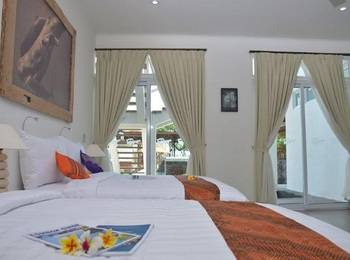 The Trawangan Resort Lombok - Deluxe Triple Room Only Regular Plan