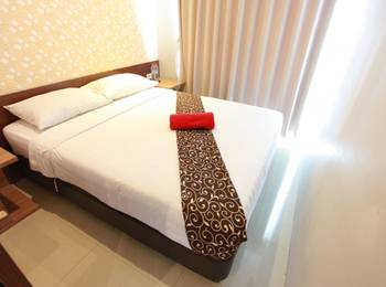 Andelir Convention Hotel Semarang - Deluxe Double Room Only Regular Plan
