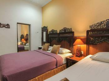 Griya Nalendra Guest House   - Deluxe Family Minimum Stay 2 night